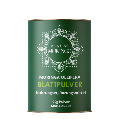 Original Moringo Blattpulver