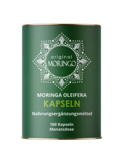 Original Moringo Kapsel front
