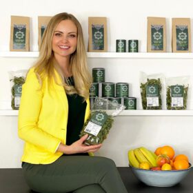 Denise Clauss Moringo Tee Verkauf